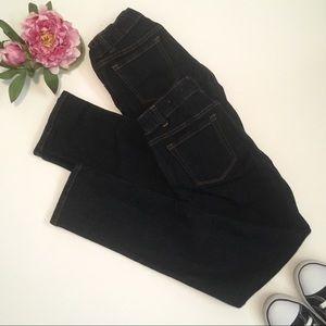2 pairs Girls Arizona Skinny Jeans